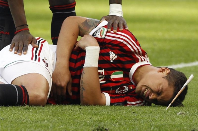Milan Injury Crisis