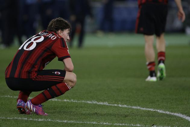 Milan lack leadership on and off the pitch