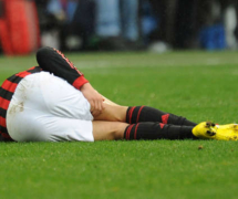 milan injuries